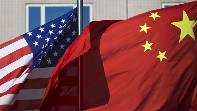 Tensions between the US and China won't be easing any time soon.