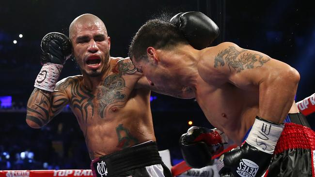 Daniel geale v miguel cotto aussie not expecting respect for Cotto new tattoo