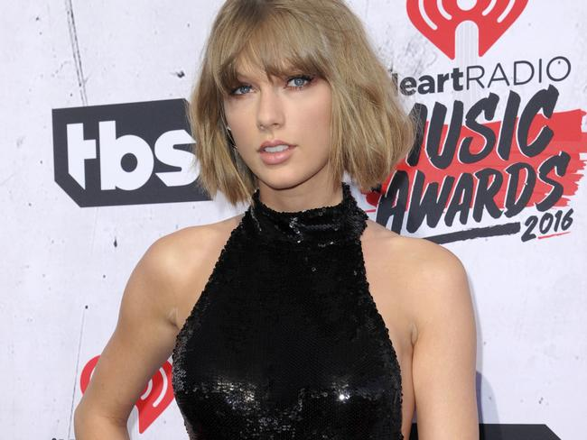 Taylor Swift is a legend because she used her wealth to make a powerful point. Picture: Richard Shotwell/Invision/AP