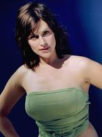 Australian actor Kate Fisher 18 Jan 2001.