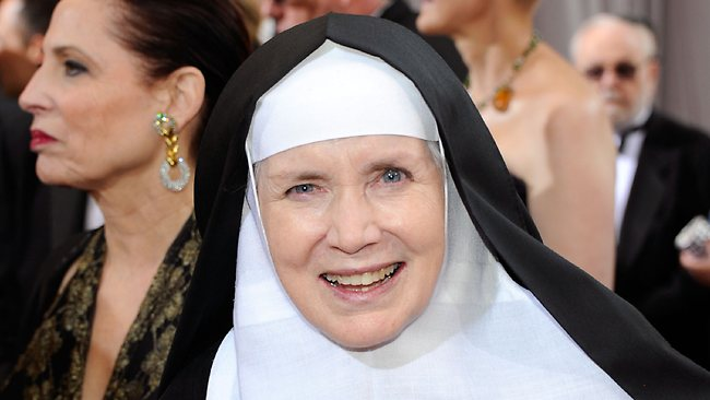 Rev. Mother Dolores Hart. Picture: Getty Images