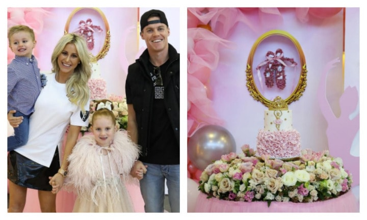 Pixie Curtis' 6th birthday is giving us some serious party envy