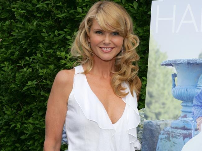 Christie Brinkley attends the 7th annual Hamptons Magazine Memorial Day Celebration.