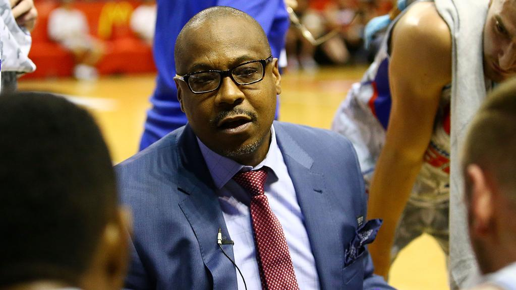 Adelaide 36ers coach Joey Wright is recovering from hip replacement surgery. Picture: Mark Nolan/Getty Images
