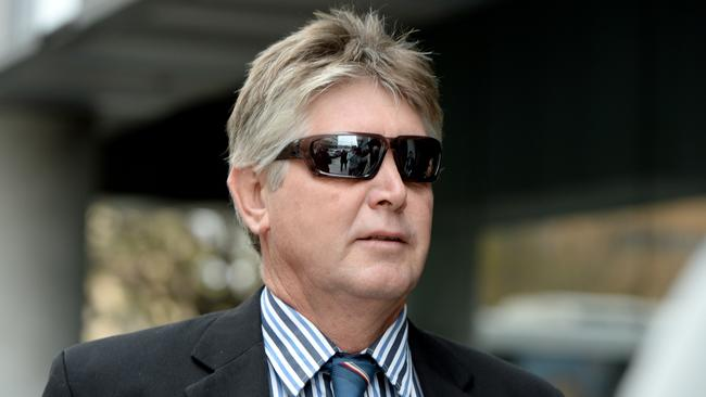 Michael Martin John O'Connell has admitted killing six miniature horses at Clayton Bay.