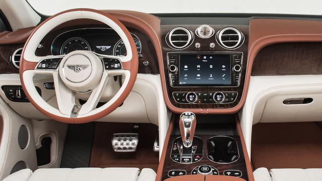 bentley bentayga suv breitling clock worth 300 000 daily telegraph. Black Bedroom Furniture Sets. Home Design Ideas