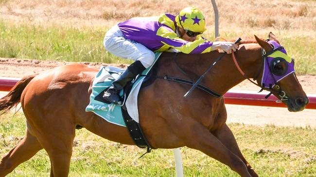 Sonntag bounced back to winning touch in the Ararat Cup.
