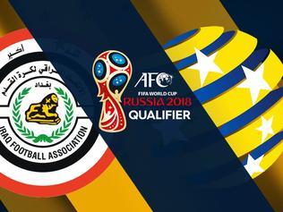Iraq v Socceroos, World Cup Qualifier