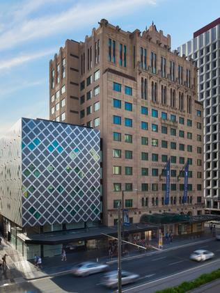 Can adelaide sustain this hotel building boom for 170 north terrace adelaide
