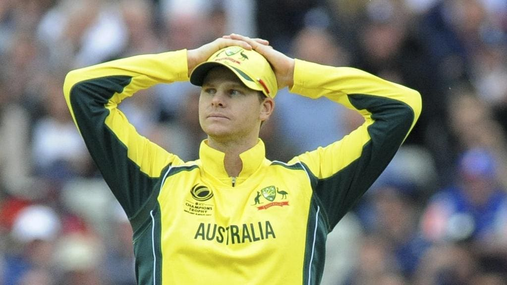 Steve Smith has brushed off suggestions he is under pressure as a captain.