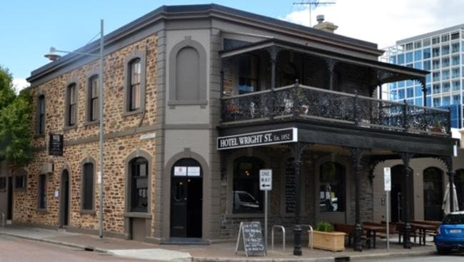 After 160 Years Adelaide S Heritage Listed Hotel Wright