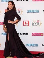 MELBOURNE, AUSTRALIA - APRIL 27: Kate Ritchie arrives at the 2014 Logie Awards at Crown Palladium on April 27, 2014 in Melbourne, Australia. (Photo by Robert Prezioso/Getty Images)