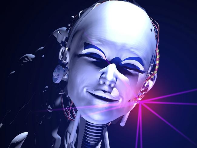 Human-friendly robot technology. Robots will soon replace our friends.