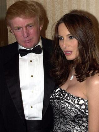 Melania Trump defends Republican husband Donald Trump on ...