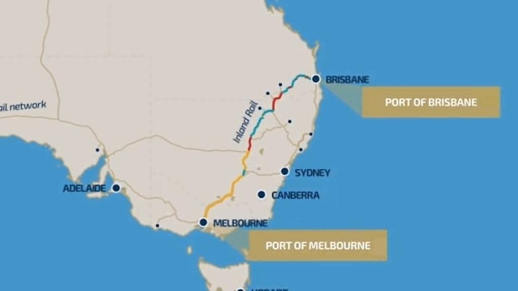 how to get to melbourne by train from drysdale