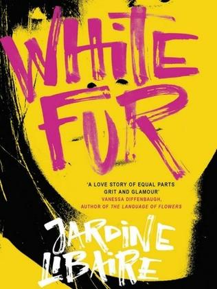 Jardine Libaire's new book White Fur. Photo: Supplied