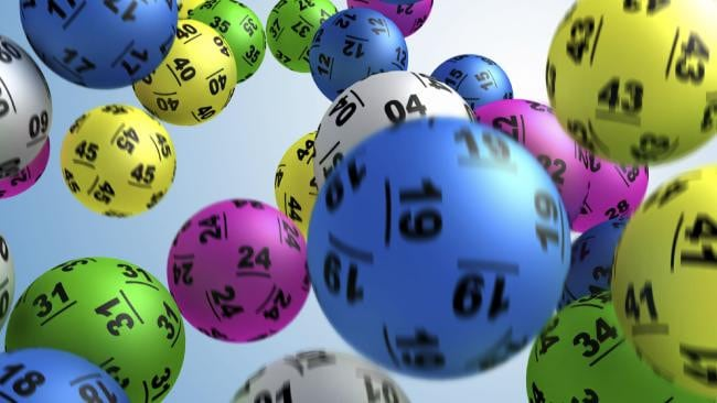 Hit the jackpot... Each tradie takes home a share worth more than $2.73 million