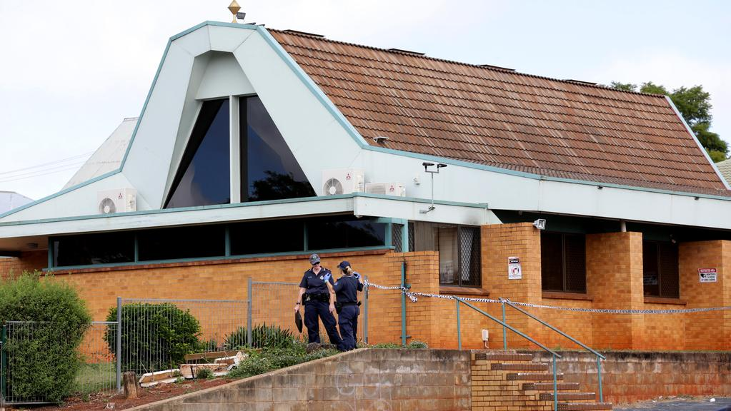 "Toowoomba Jihad Mosque Vandalized By an Islamic Mosque-Going Arsonist, ""Mr Ahmed""."