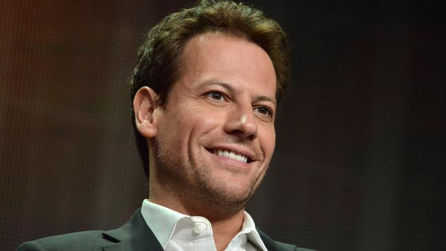 Ioan Gruffudd — trust us, you're not saying it right. Picture: AP