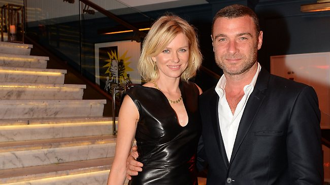 Naomi Watts says she and partner Liev Schreiber might never have hooked up if she hadn't mustered the courage to make the first move. Picture: Mark Davis