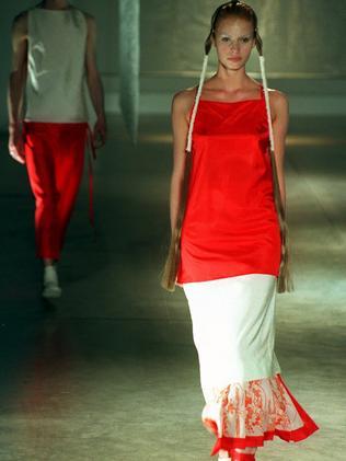 Sydney Fashion Week Volunteer