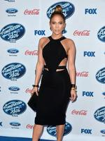 "Judge Jennifer Lopez attends FOX's ""American Idol XIII"" finalists party. Picture: Getty"