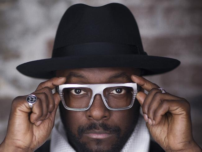 <i>The Voice Australia</i>'s Will.i.am. Picture: Channel Nine