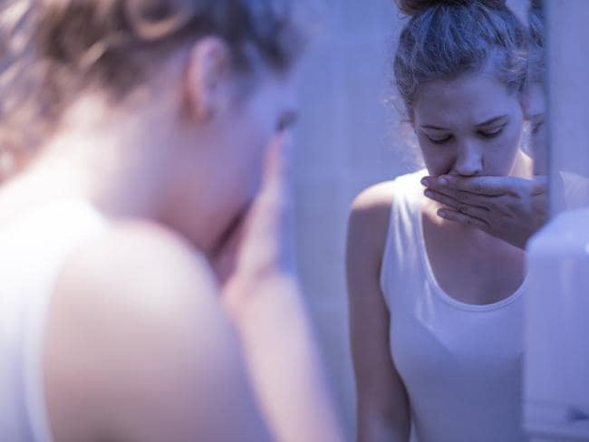 'Purging behaviours accompany a number of eating disorders'
