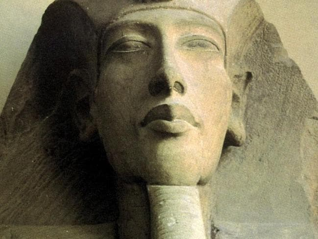 Noble or narcissist? Pharaoh Akhenaten attempted to change Egypt and impose a new religion.