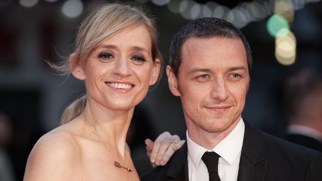 X-Men star James McAvoy and wife Anne-Marie Duff to divorce after nearly 10 years of marriage