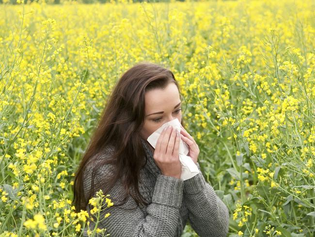 Flowers and grass can wreak havoc with hayfever sufferers.