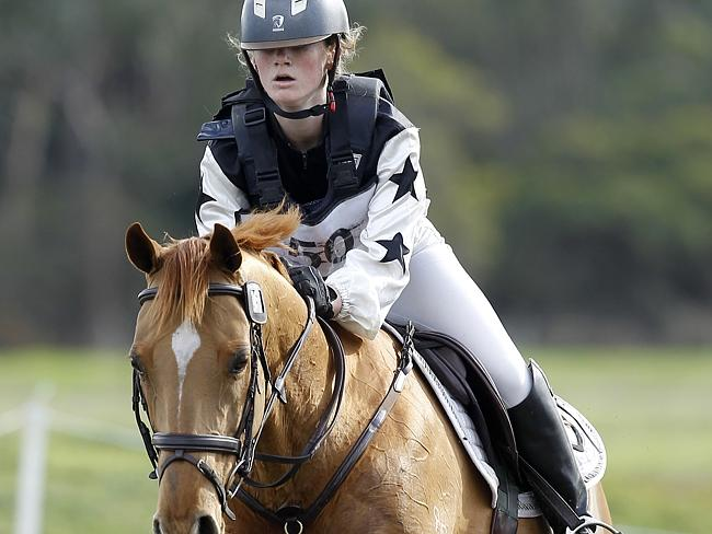 Teenager crushed to death during equestrian competition