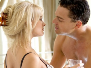 The one thing Margot Robbie won't do in sex scenes. Photo: 'The Wolf of Wall Street'