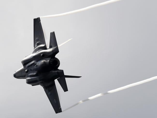 New radar strips F-35 'naked'