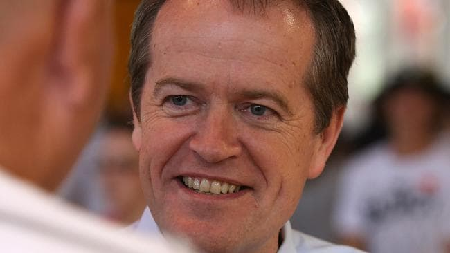 'Terrible idea' ... Bill Shorten has vowed to use Labor's numbers in the Senate to disallow the measure. Picture: Lyndon Mechielsen/News Corp