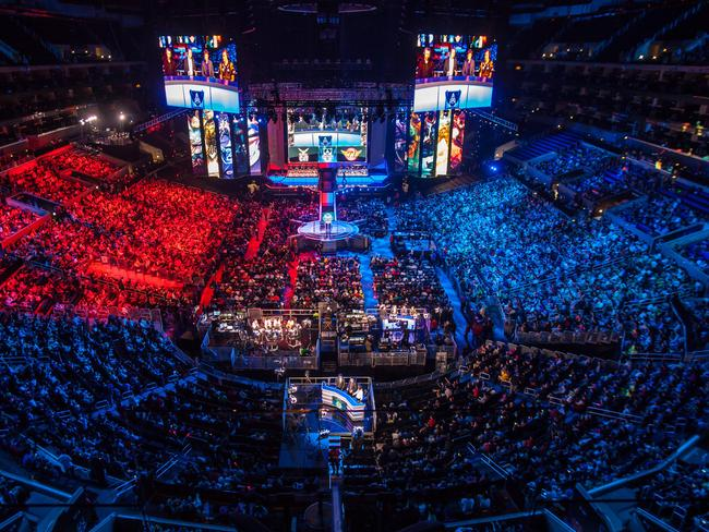 E-sports: the world's biggest spectacle you've never heard of 1487dbfaf21910722d92193268a83a93