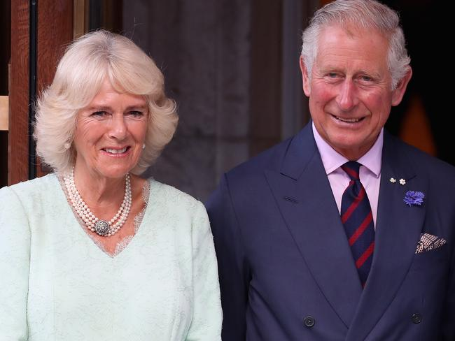 The Prince of Wales has long been an advocate for environmental issues. Picture