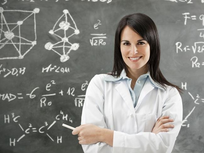 Women outnumber men when it comes to education degrees, enrolment figures show.