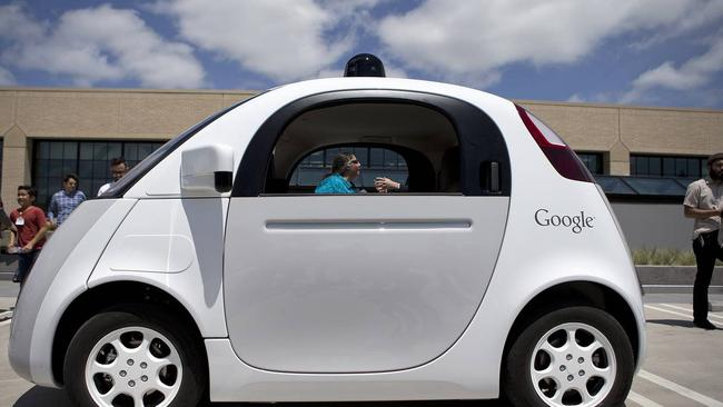Think about it ... Google's self-driving car has more to manage than navigating roads.