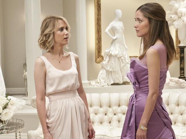 Kristen Wiig on Bridesmaids food poisoning scene: \'I didn\'t love it\'