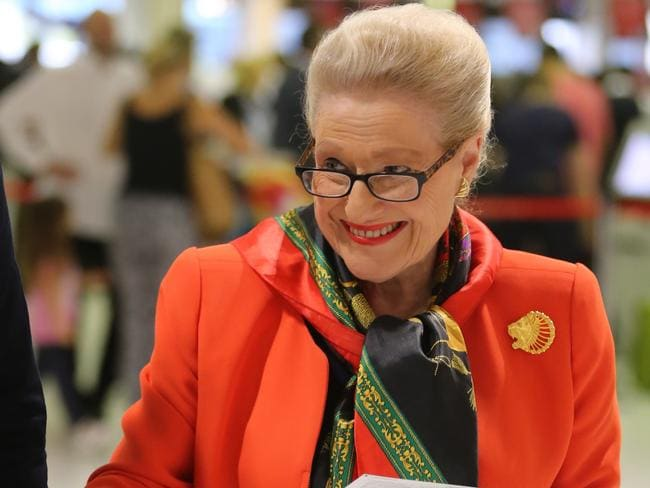 Bronwyn Bishop is staying in federal parliament. Picture: John Grainger