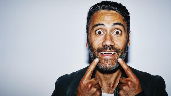 taika waititi mother