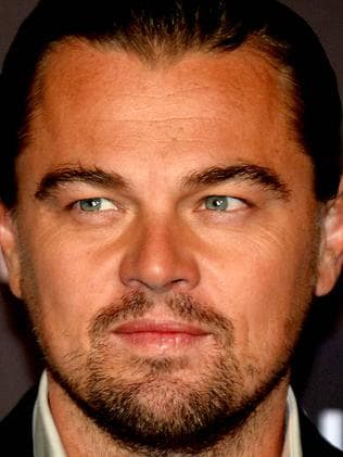 Single ... Leonardo DiCaprio recently split from Kelly Rohrbach. Picture: AFP