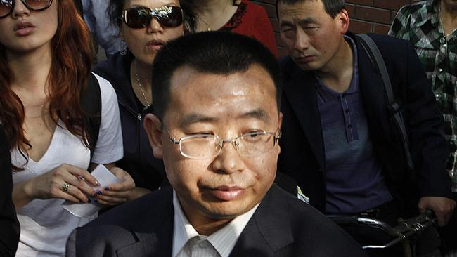 Jiang Tianyong has been swept up in the 709 crackdown.