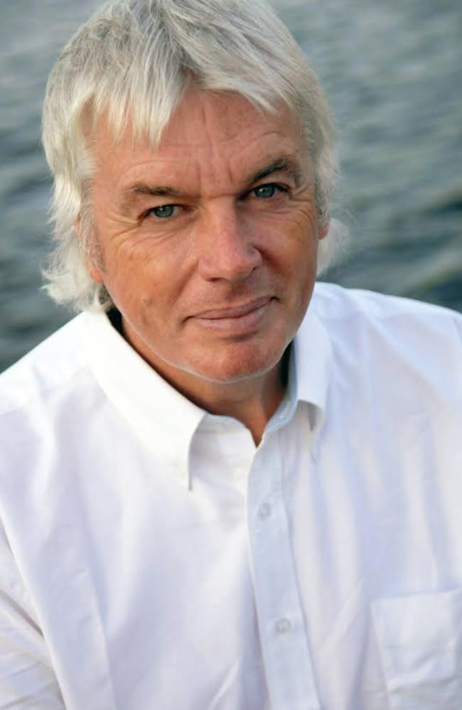 David Icke is known for his controversial theories.