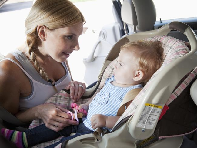 child safety seat rules