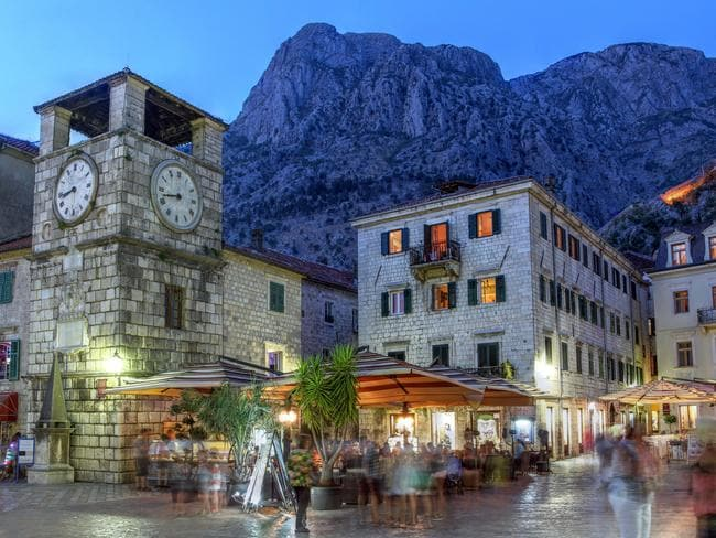 Kotor isn't on many people's travel bucket lists, but it should be.