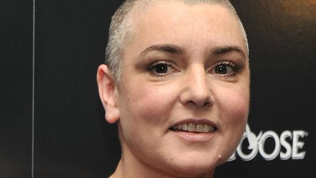 Singer Sinead O'Connor has been found safe in Chicago. Picture ...