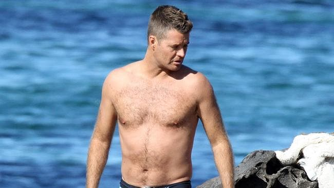 Celebrity chef Pete Evans said people need to be more sensible when they're outdoors.