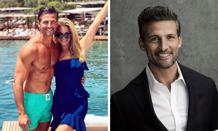 Ex-Bachelor Tim Robards has some very exciting news